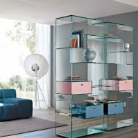 Produkcja szklanych mebli