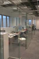 Ściany szklane na zamówienie